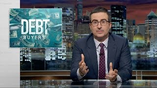 Video Debt Buyers: Last Week Tonight with John Oliver (HBO) MP3, 3GP, MP4, WEBM, AVI, FLV Juli 2018