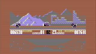 Black Thunder gameplay on the C64