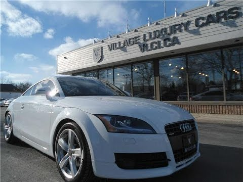 2010 Audi TT in review – Village Luxury Cars Toronto
