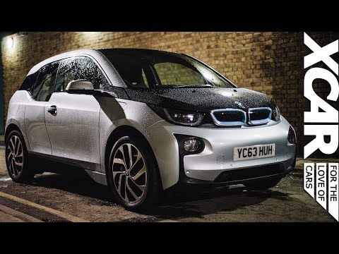 BMW i3: The Ultimate Electric Driving Machine? – XCAR