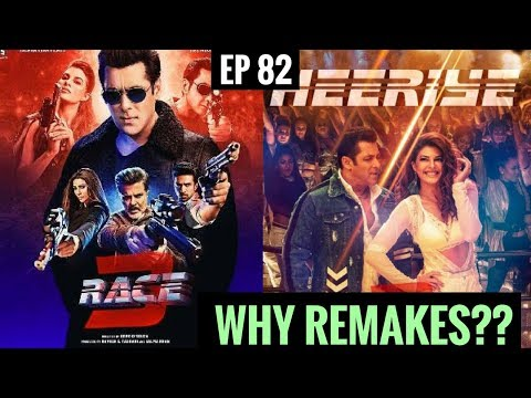 Video songs - RACE 3 Song Heeriye - Another Remake  Copied Songs  EP 82