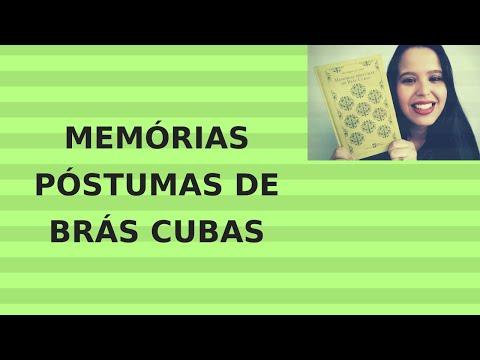 Memórias Póstumas de Brás Cubas - Machado de Assis | Doses de Cultura