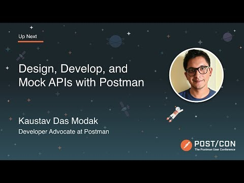 POST/CON 2019 Workshop - Design, Develop and Mock APIs with Postman - Part 1