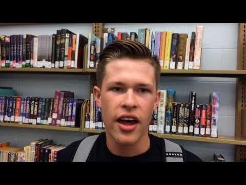 Clio students discuss solutions to prevent gun violence in schools