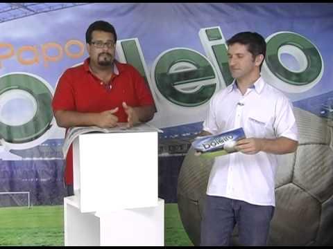 Vídeo Papo de Boleiro 18 12 2014