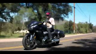 6. 2014 Honda Ctx1300 Review