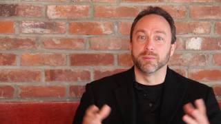 Keith Hammonds of Ashoka interviews Ashoka Fellow Jimmy Wales.