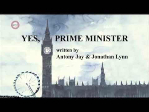 Yes Prime Minister (2013) - Opening