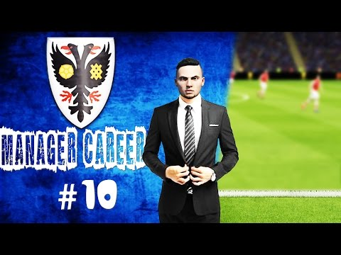 FIFA 15 Manager Career Mode Ep.10 - CHASING DREAMS