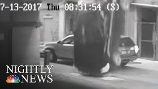 Video Parking Garage Plunge: Car Falls Seven Stories | NBC Nightly News MP3, 3GP, MP4, WEBM, AVI, FLV Oktober 2017
