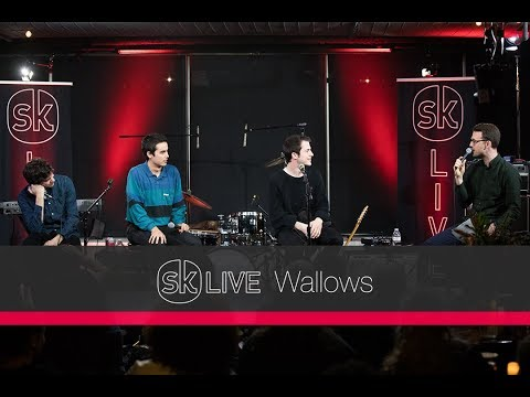 Wallows - Interview [songkick Live]