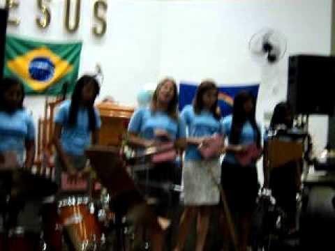 jogral das moças da festividade da campanha em fundão 24/09/2011