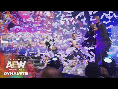 #AEW DYNAMITE EPISODE 10: DID DUSTIN AND THE BUCKS GET THEIR REVENGE AGAINT THE INNER CIRCLE?