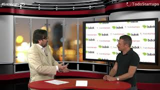 Entrevista TodoStartups TV con Sergio Mejías CEO de Bubok