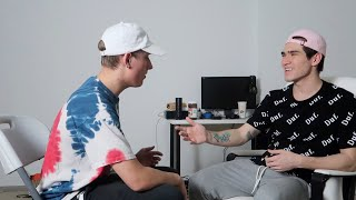 Video I THINK I'M GAY FOR YOU PRANK ON MY FRIEND!!! (MUST WATCH) MP3, 3GP, MP4, WEBM, AVI, FLV April 2019
