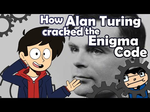 How Alan Turing Cracked the Enigma Code | TheAldroid