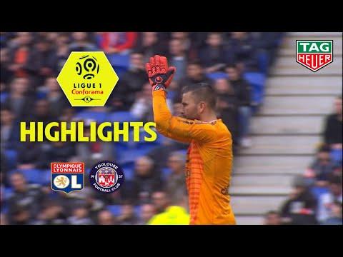 Olympique Lyonnais - Toulouse FC ( 5-1 ) - Highlights - (OL - TFC) / 2018-19