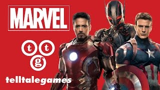 Telltale Games Planned Marvel Episodic Game For 2017 [NEWS]