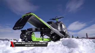 5. SLEDHEAD 24-7 | Arctic Cat Mountain Cat Alpha One