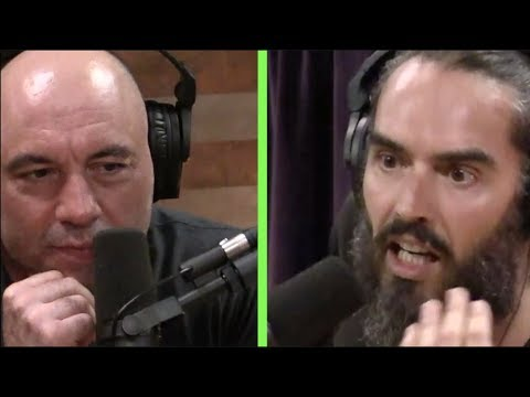 Russell Brand's Definition Of God | Joe Rogan