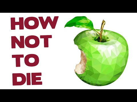 HOW NOT TO DIE BY MICHAEL GREGER, M.D. – ANIMATED SUMMARY