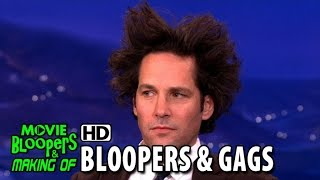 Video Paul Rudd The best of Bloopers - Gag Reel & Outtakes MP3, 3GP, MP4, WEBM, AVI, FLV Juni 2018