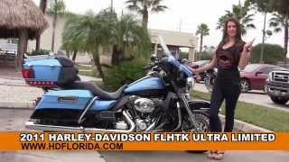 10. Used 2011 Harley Davidson Electra Glide Ultra Limited Motorcycles for sale