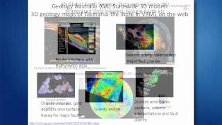TGDG Talk 2: Alan King (Geoscience North) 3D modelling, data integration, and analysis