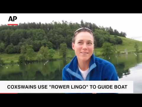 AP Talking Rowing: Katelin Snyder Explains a Coxswain's Role
