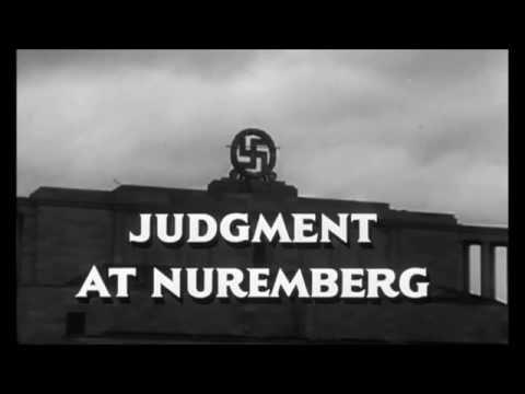 """Judgment at Nuremburg - Intro """"Wenn wir marschieren"""" (1961)"""