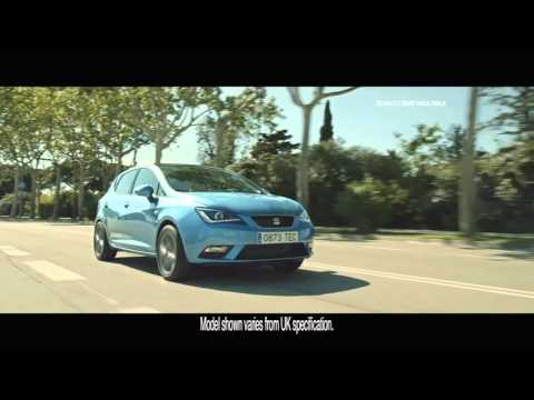 The New SEAT Ibiza SC Toca - 'Surfing' Advert