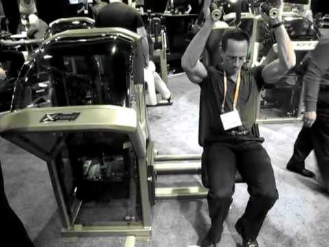 Dave Landau- X-Force Overhead Press-sorry for the poor color