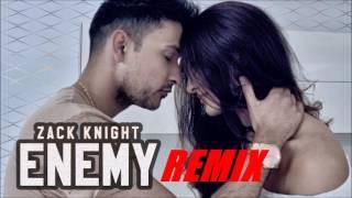 Zack Knight - Enemy Ft Tupac - Tq Shar REMIX