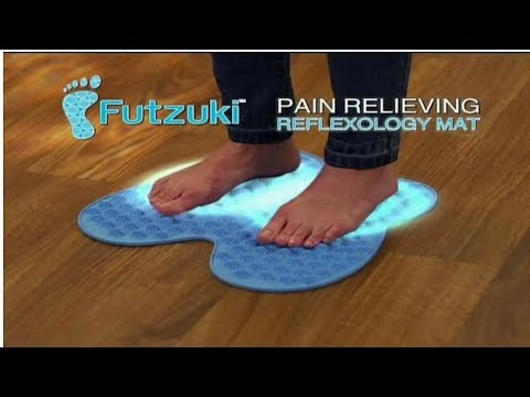 Futzuki  Review - as  Seen on tv Futzuki Reflexology Mat for Feet Review