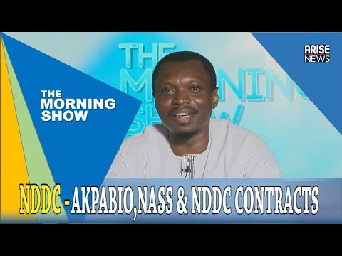 """""""Akpabio should not succumb to blackmail, and must expose dubious NASS contractors"""" -Agba Jalingo"""