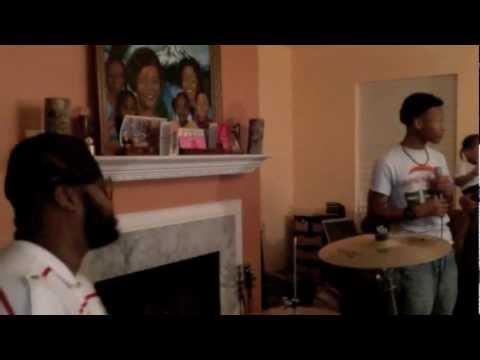 Sylvester 'CutZoo' Ogletree - Nikki Wade Rehearsal clip.mp4