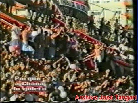 Video - 1996: Chacarita de fiesta en Villa Crespo - La Famosa Banda de San Martin - Chacarita Juniors - Argentina