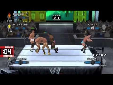 WWE SmackDown! vs. RAW 2006 #2