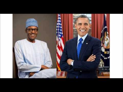Awaze (Alemneh Wasse) - A public rally in Nigeria warned president Buhari prior to his visit to USA