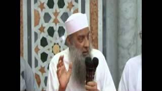 كلمة الشيخ الحويني في حفل زفاف ربيبته ( 2 )