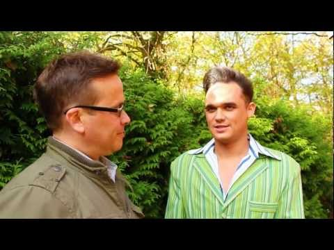 Boogie Nights Cast Interviews- Gareth Gates