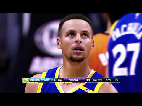 Steph Curry - Triggered/angry/hyped Moments 2018
