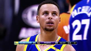 Video Steph Curry - Triggered/Angry/Hyped Moments 2018 MP3, 3GP, MP4, WEBM, AVI, FLV Mei 2019