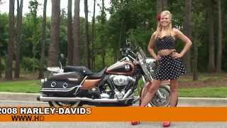9. Used 2008 Harley Davidson Road King Classic Motorcycles for sale - Bainbridge, GA