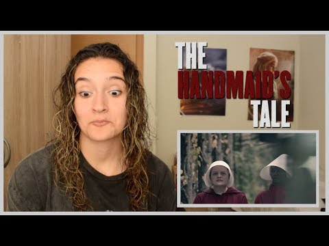 "The Handmaid's Tale Season 3 Episode 2 Reaction to ""Mary and Martha"" 3x02"