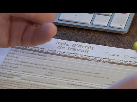 comment se faire rembourser un arret de travail