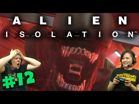 kim - Dr Lingard has some rather interesting notes about alien infestation...and Kim and Hannah have an unfortunate encounter with the Xenomorph. Next Episode here: ...