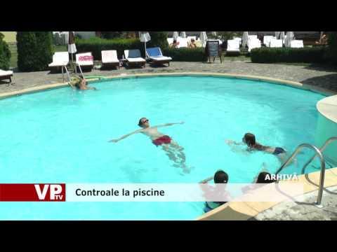 Controale la piscine