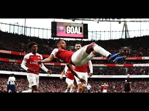 Aubameyang and Lacazette - the most complete duo