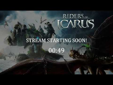 Guardians of Icarus Livestream — Lair of Ienos